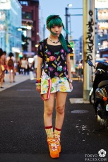 Fuente:Tokyofaces.com