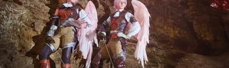 Alas para cosplay, los creadores del tutorial