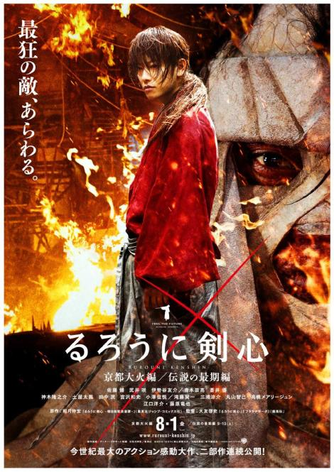 Ruroni_Kenshin_Kyoto_Fire_Pelicula_Dream_Clowd