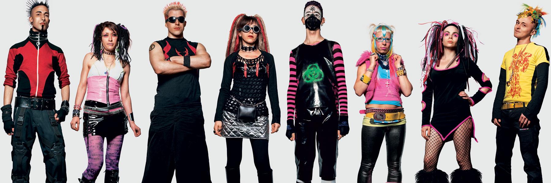Friki Otaku ,estereotipo,de,vestimenta